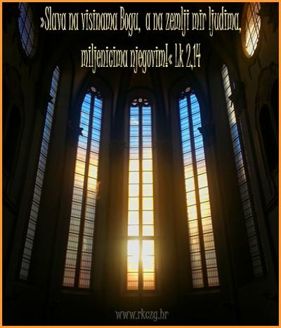 Ilustracija: Slava Bogu na visinama