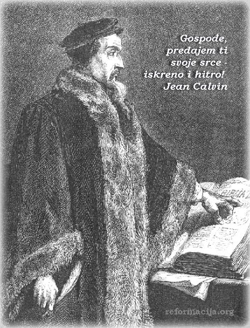 Calvinov slogan