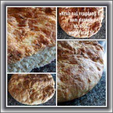 Ilustracija: Kruh naš svagdašnji daj nam danas