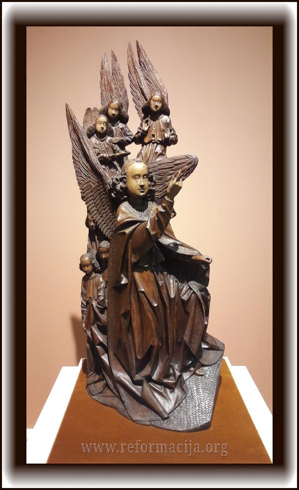 Anđeo Gabrijel (Muzej Mimara)