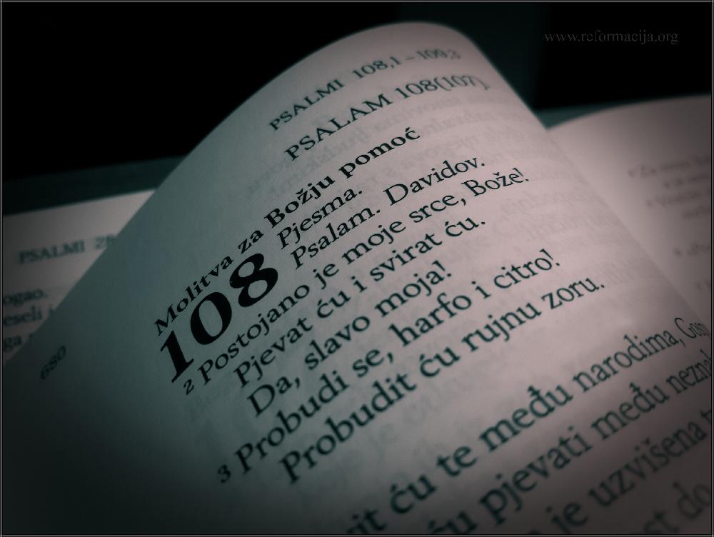 Psalam 108